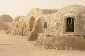 Star Wars' Planet Tatooine