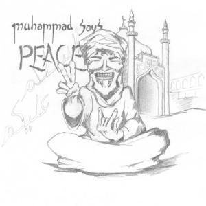 En solidaridad con el Día de Dibujar a Mahoma