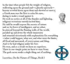 Lucretius 1