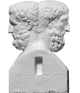 Bust of Metrodorus and Epicurus